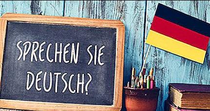 Dag van de Duitse taal, zorgreis naar Duitsland