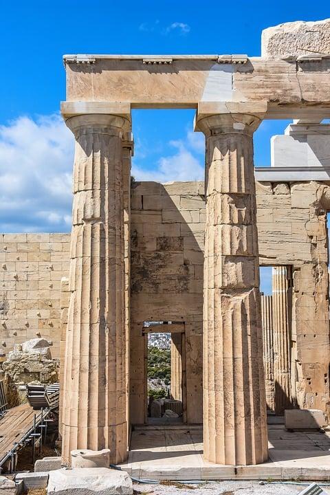 Athene, vakantie met begeleiding