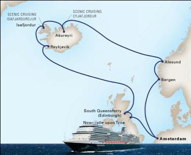 Cruise, A tot Z reizen, begeleide reis, zorgreis