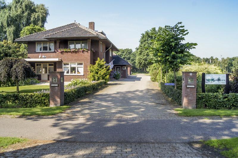 Hubertshof, aan gepaste accommodatie Limburg