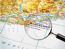 Barcelona,begeleide reizen