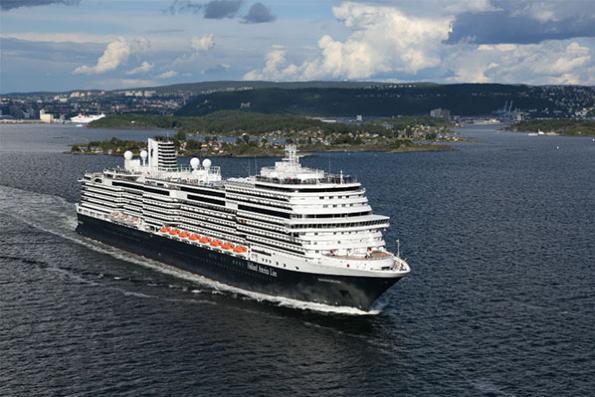 Koningsdam van Holland America Line, cruise met zorg