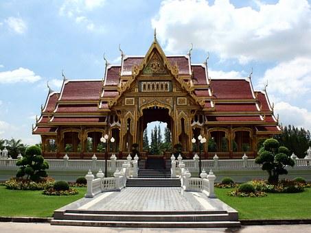 Hut Hin Thailand, zorgreizen