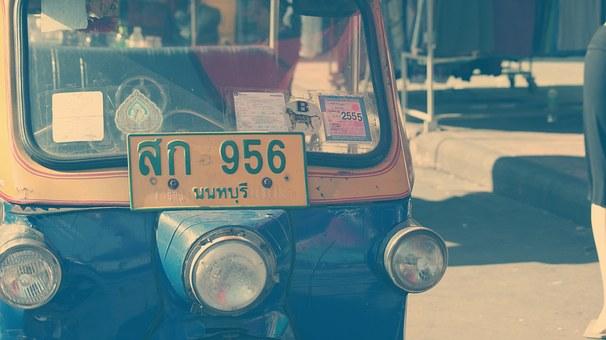 Thailand, begeleide reizen