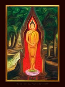 Boeddha, zondag