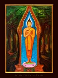 Thailand, vrijdag boeddha