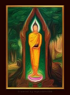 Thailand, boeddha woensdag