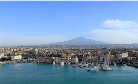 Catania, vakantie met begeleiding