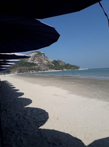 Hua Hin, Thailand, vakantie met rolstoel
