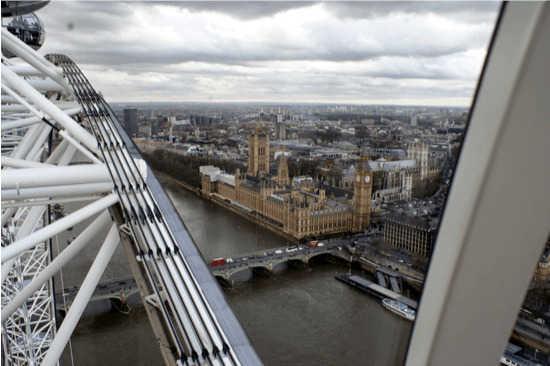 Londen, reizen met zorg en verpleging