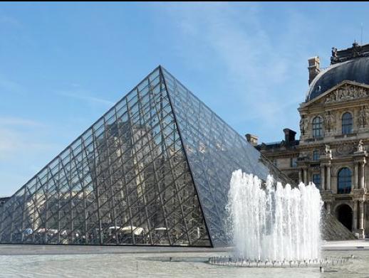 Louvre ~ Parijs, reizen met begeleiding