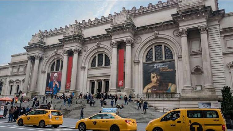Metropolitan Museum of Art ~ New York tijdens een begeleide reis