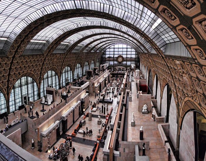 Musée d'Orsay ~ Parijs, reizen met begeleiding
