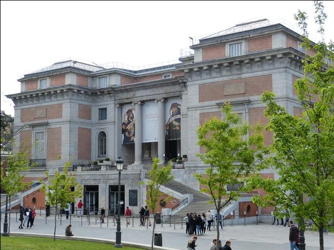 Museo del Prado ~ Madrid, reizen met begeleiding