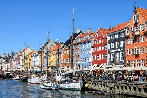 Nyhavn, Kopenhagen cruise met begeleiding