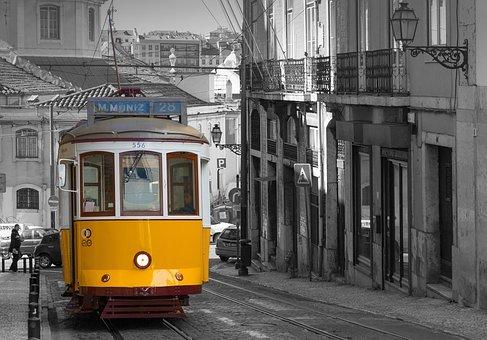 Lissabon, reizen met verpleging