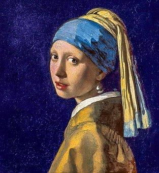 Meisje met de Parel, Mauritshuis, Den Haag, begeleide reizen