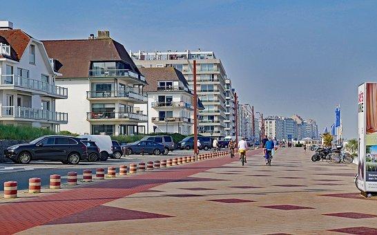 Belgische kust, vakantie met de rolstoel