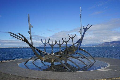 reykjavik, De Sun Voyager, cruise met zorg