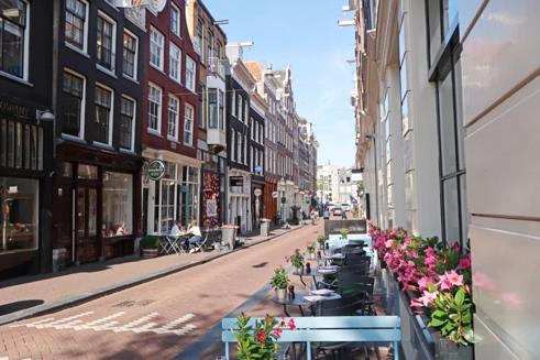 9 straatjes,Amsterdam reizen met begeleiding