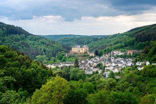 Eifel, aangepaste vakantie