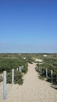 Zandvoort, vakantie met begeleiding