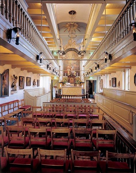 Kerk, Amsterdam, vakantie met zorg