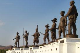 Hua Hin, Thailand excursie naar paleis van de koning