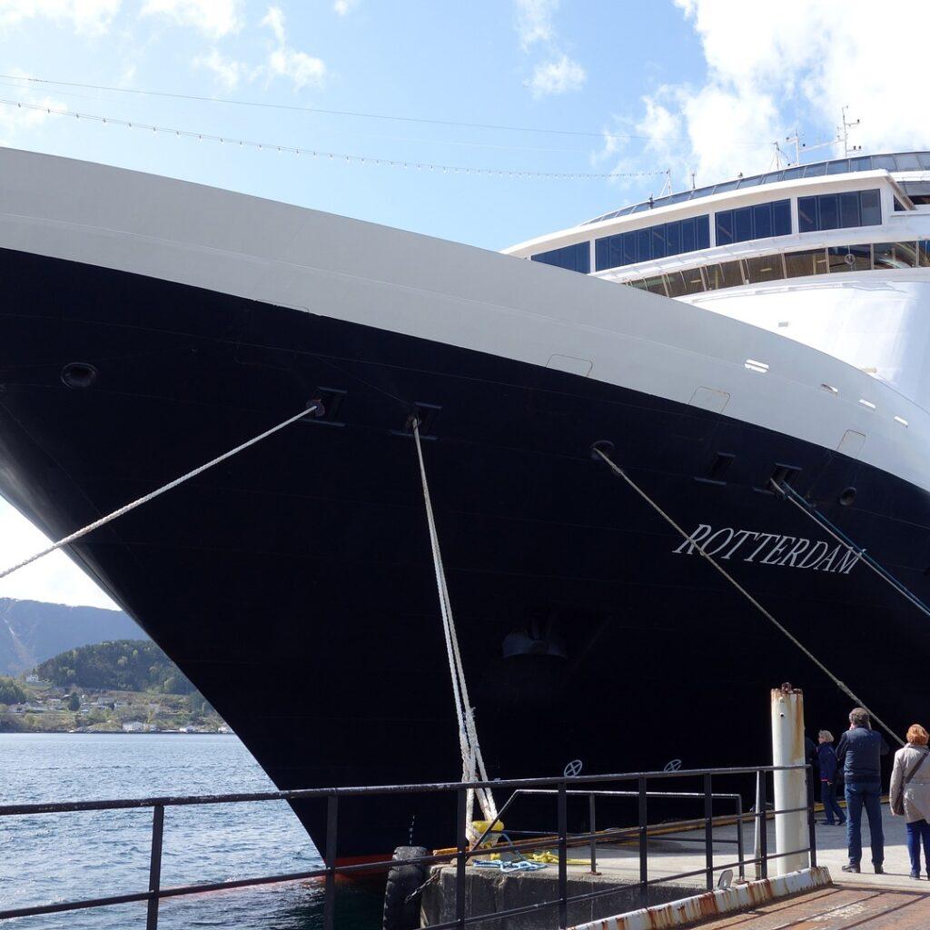 De Rotterdam cruise met begeleiding