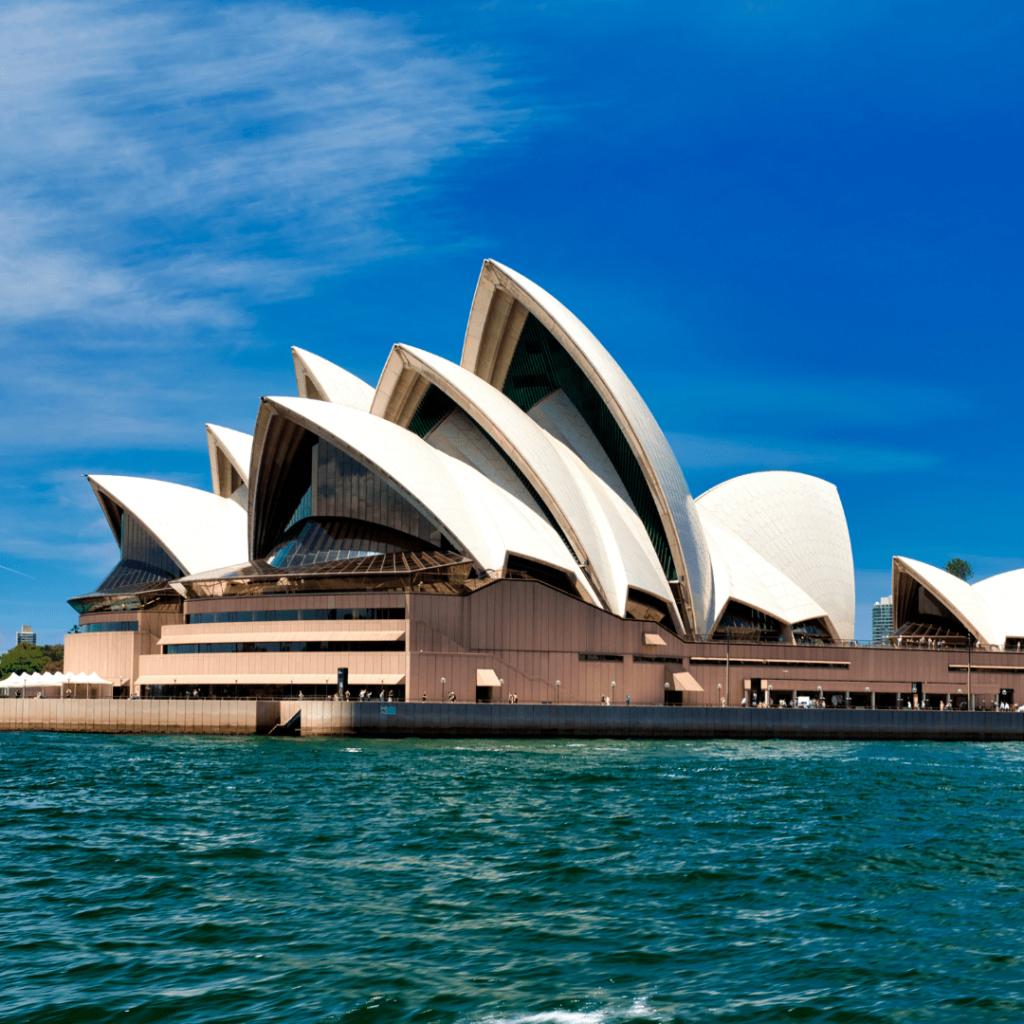 Bouwmeesters, Operagebouw Sydney