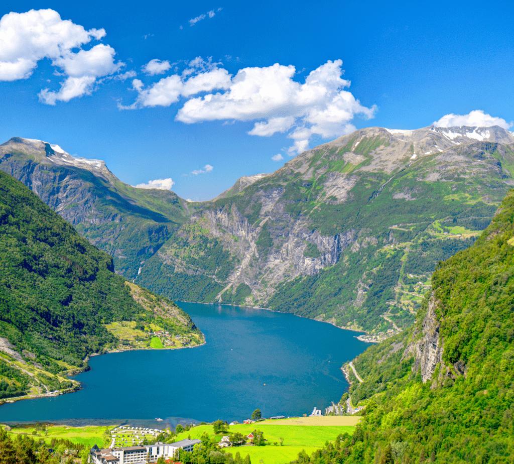 Vakantie en PGB Rolstoelvakantie Noorse Fjorden