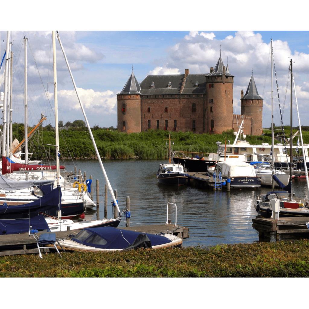 Vakantie vanuit Almere