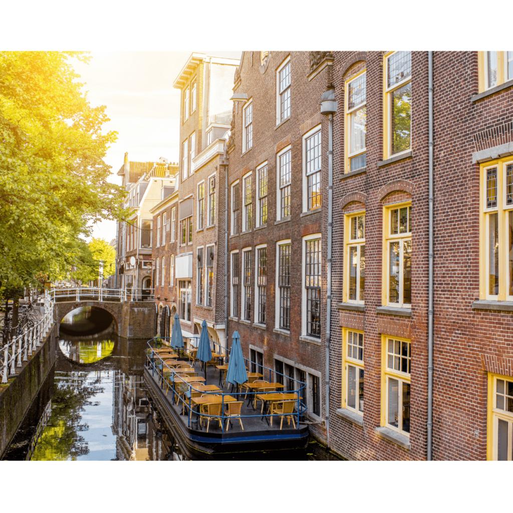 Nederland, stedenrtrip