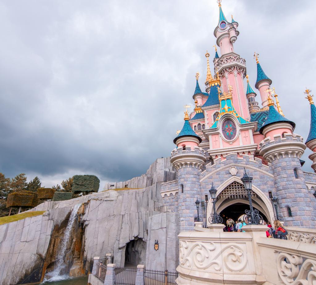 Disneyland Parijs rolstoelvakantie