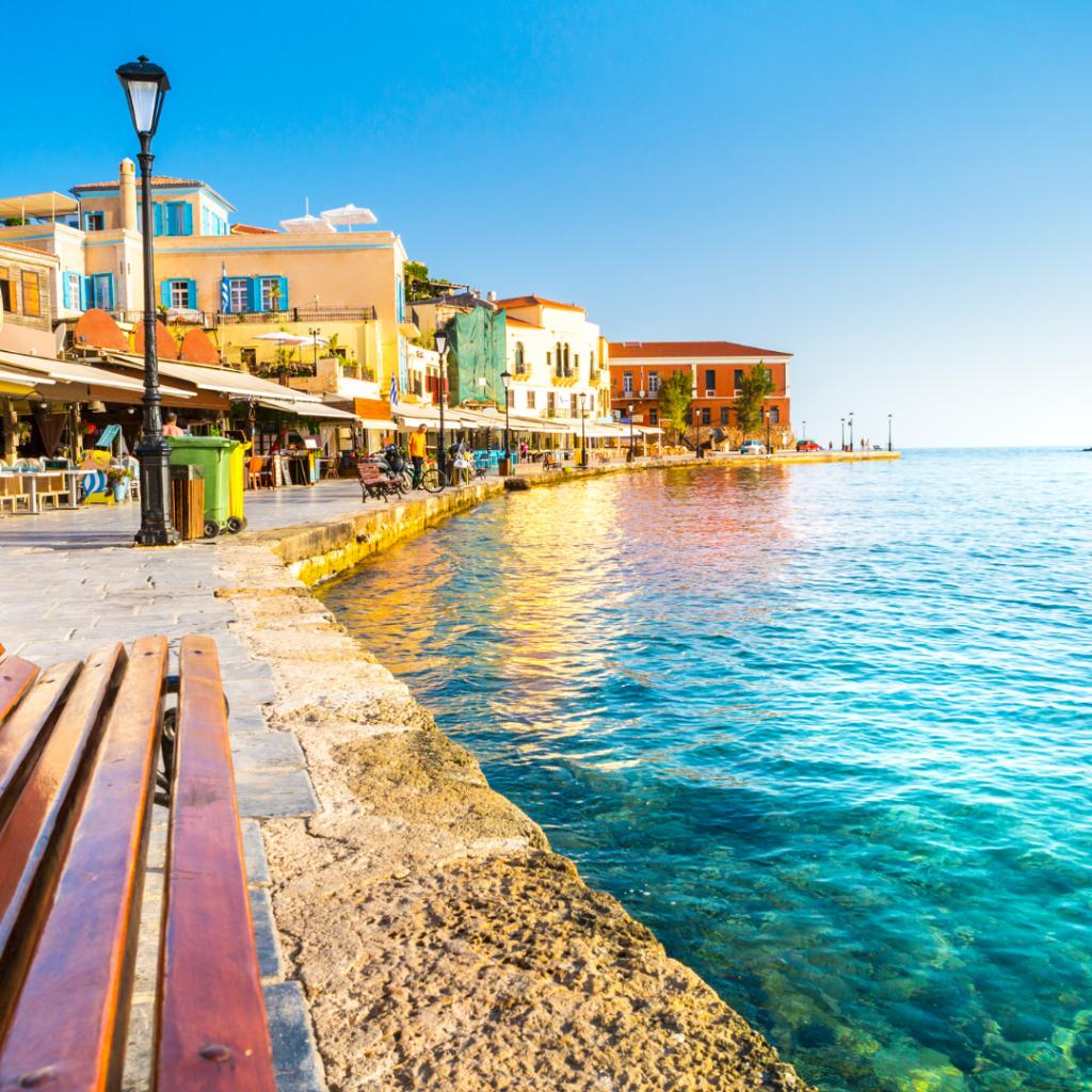 Aangepaste accommodatie Griekenland, Kreta