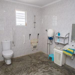 Aangepaste accommodatie Bonaire