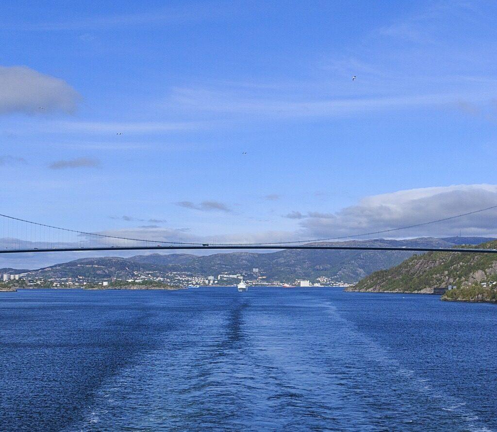Cruise met zorg Noorse Fjorden