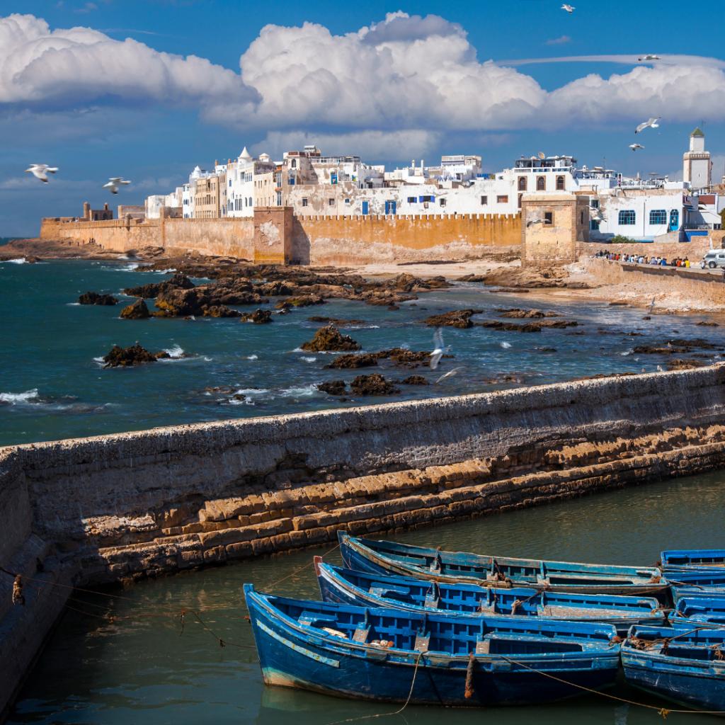 Vakantie met zorg, Marokko