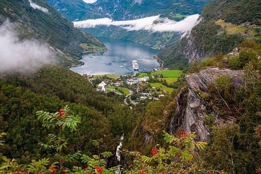Rolstoelvakantie Noorwegen