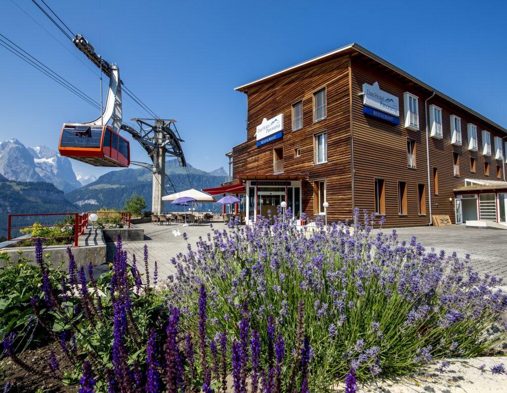 Rolstoelvakantie, Zwitserland