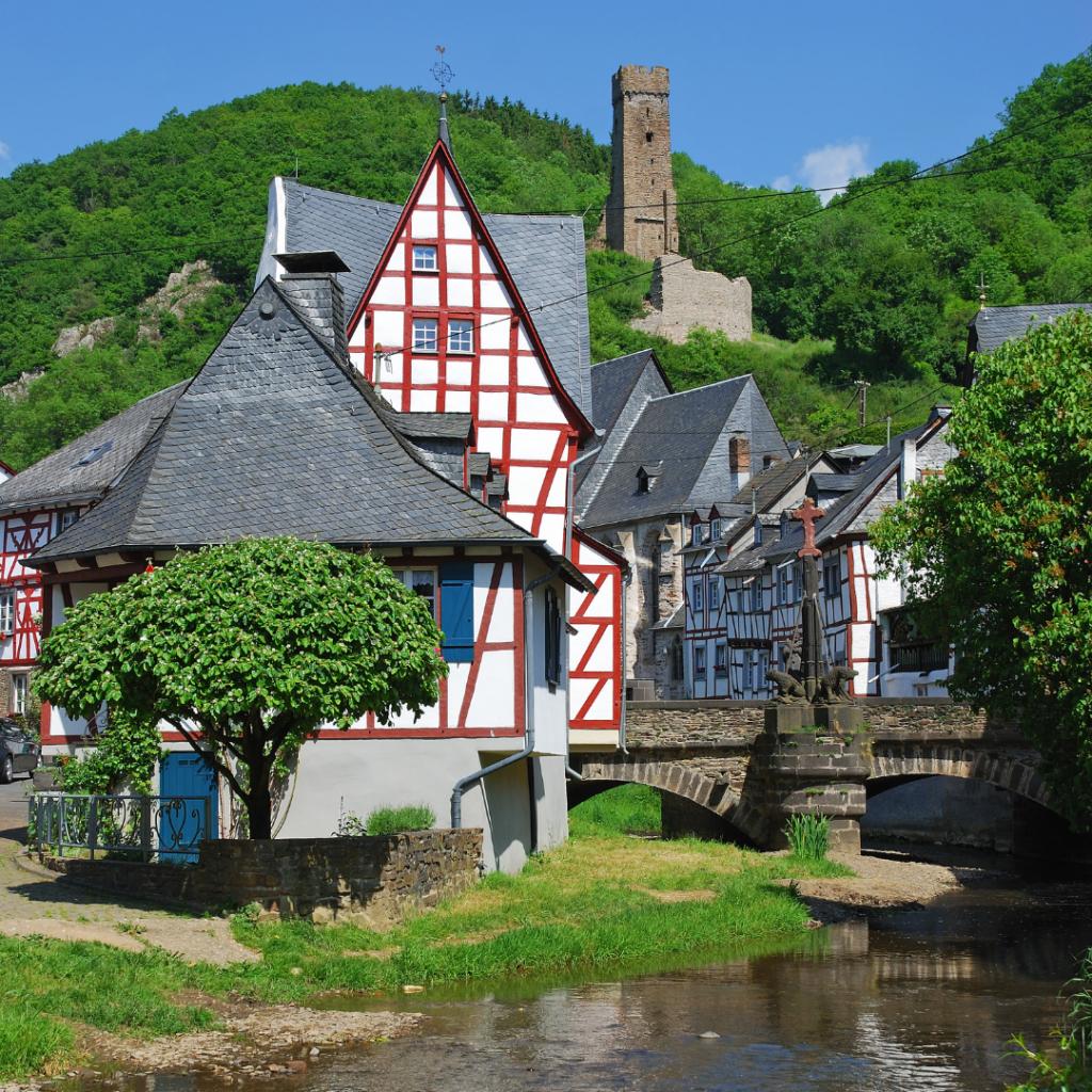 Rolstoelvakantie, Duitsland