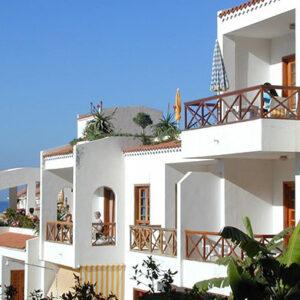 Aangepaste accommodatie, Spanje, Tenerife