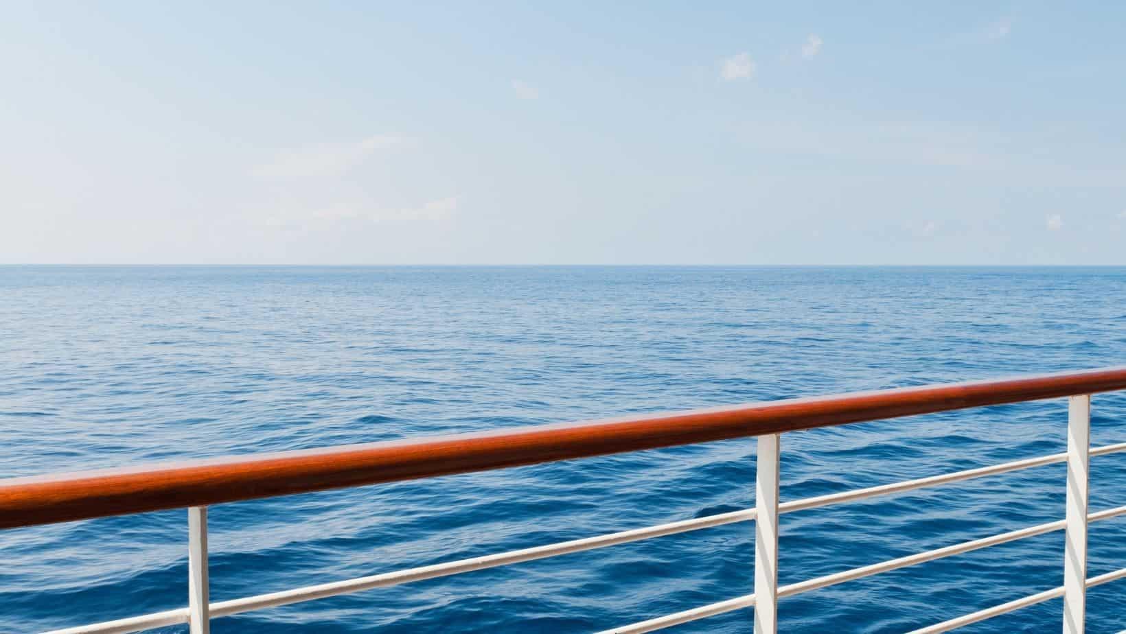 Cruise met rolstoel