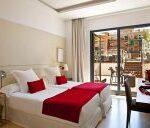 Aangepaste hotelkamer Barcelona