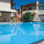 Aangepaste accommodatie Eria Resort