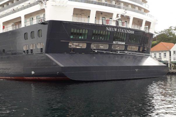 Cruise Nieuw statendam