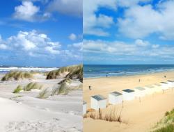 Texel versus Ameland