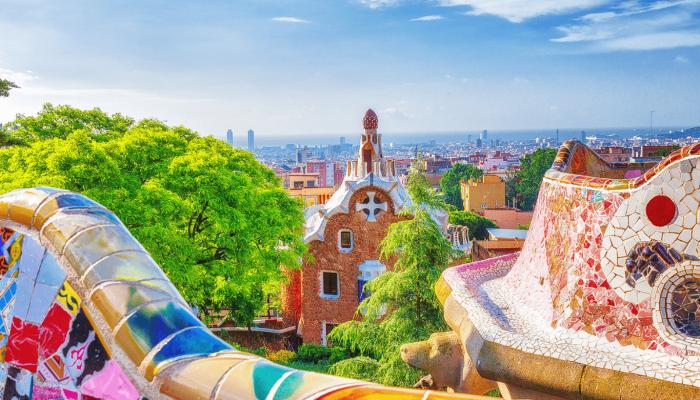 Barcelona, aangepaste accommodatie
