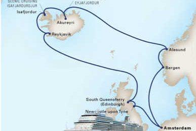 Cruise-IJsland met zorg