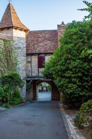 Montmarsis, huisje Frankrijk